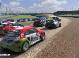 El RallyCross y Knoxville llegan hoy a iRacing