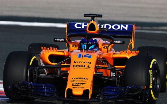 McLaren presenta el MCL33 de Alonso