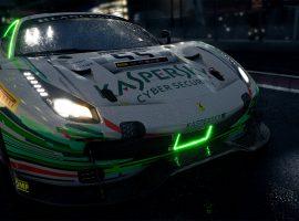 Assetto Corsa Competizione llegará en verano.