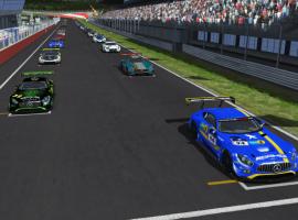 Racing Club   Red Bull Ring   Elkrack2 acaba con el dominio de Corvette