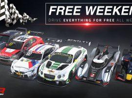 ¡Todo el contenido gratis en RaceRoom! Vuelve el Free Weekend