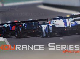 Así luce la versión 2.0 del Endurance Series