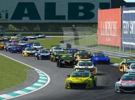 Racing Club | Albi | Pole y victoria para el piloto de Camper Motorsport