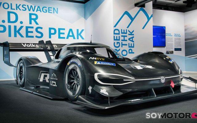 Volkswagen I.D. R: arma eléctrica para la vuelta al Pikes Peak