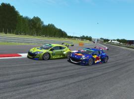 Racing Club | Dijon- Prenois | Gabriel Caride se alza con la penúltima victoria del campeonato