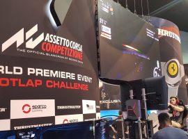 Primeras imágenes de Assetto Corsa Competizione en el E3 2018