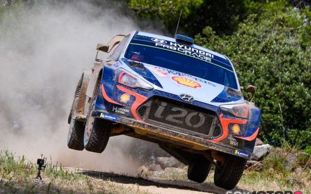 Rally Italia 2018: Neuville arrebata la victoria a Ogier en el Power Stage