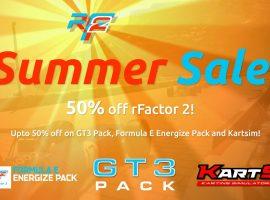 Más ofertas de verano: rFactor 2