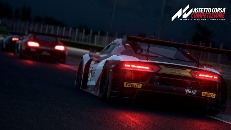 Ya hay fecha de lanzamiento de Assetto Corsa Competizione