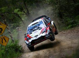 Ogier hexacampeón del WRC, Latvala gana en Australia