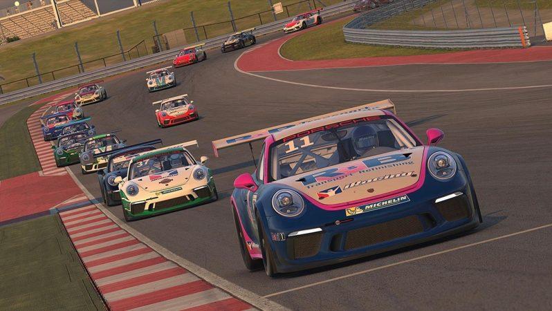 iRacing anuncia el Porsche World Championship con 100.000 $ en premios