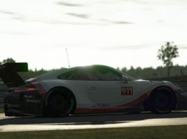 Porsche 911 GT3 R se deja ver por rFactor 2