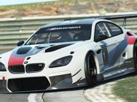 BMW M6 un nuevo compañero – rFactor 2