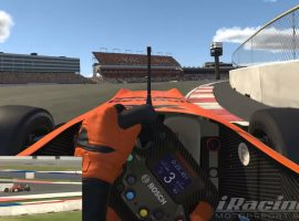 Así establecía Max Verstappen un nuevo World Record con el Dallara F3 en iRacing