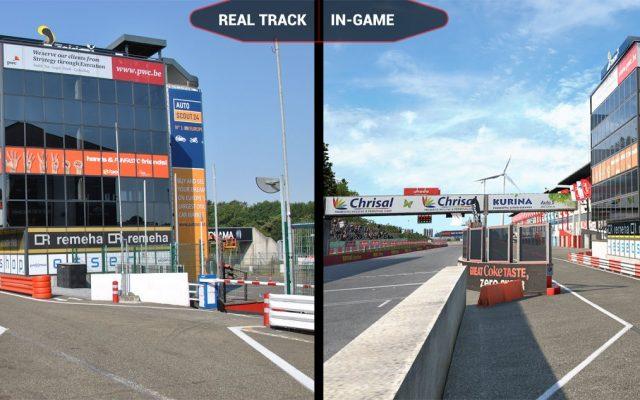 Hoy llega el circuito de Zolder con la nueva release de Assetto Corsa Competizione