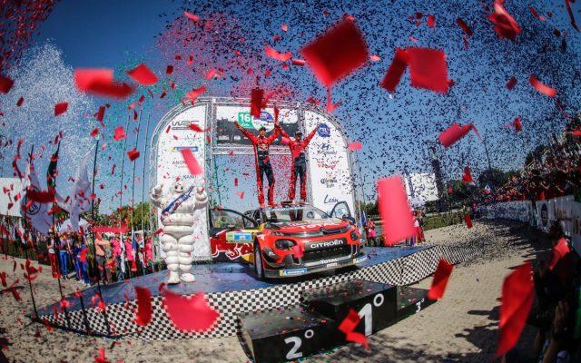 Ogier vuelve por sus fueros y gana un polémico Rally de México