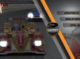 Debut en el ESIA Endurance Championship en el podium