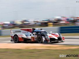 Alonso vuelve a conquistar América: victoria del Toyota 8 en Sebring