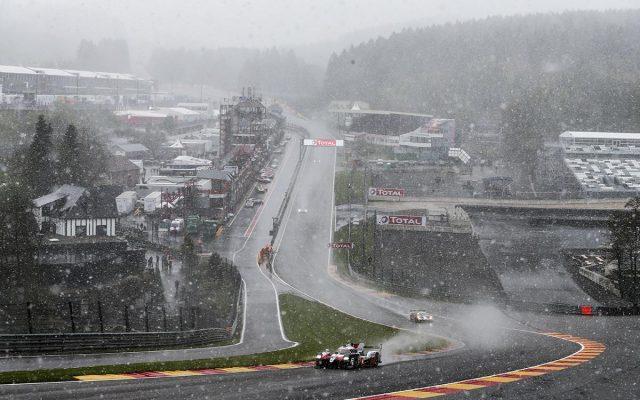 Alonso acaricia el Mundial del WEC en la nieve de las 6 Horas de Spa