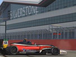 Primeras imágenes del nuevo Silverstone en iRacing