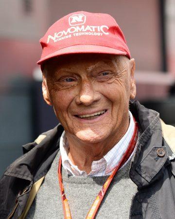 Muere el tricampeón del mundo de F1 Niki Lauda a los 70 años