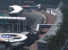 Monaco E-Prix para rFactor 2