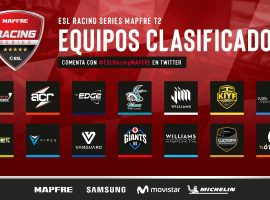 El World of SimRacing Team se clasifica para la segunda temporada de las ESL Racing Series Mapfre