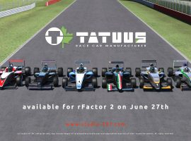 RoadMap de Junio – rFactor2